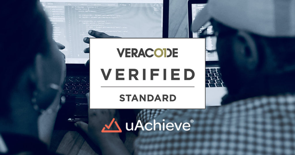 uAchieve App Security with Veracode Verified