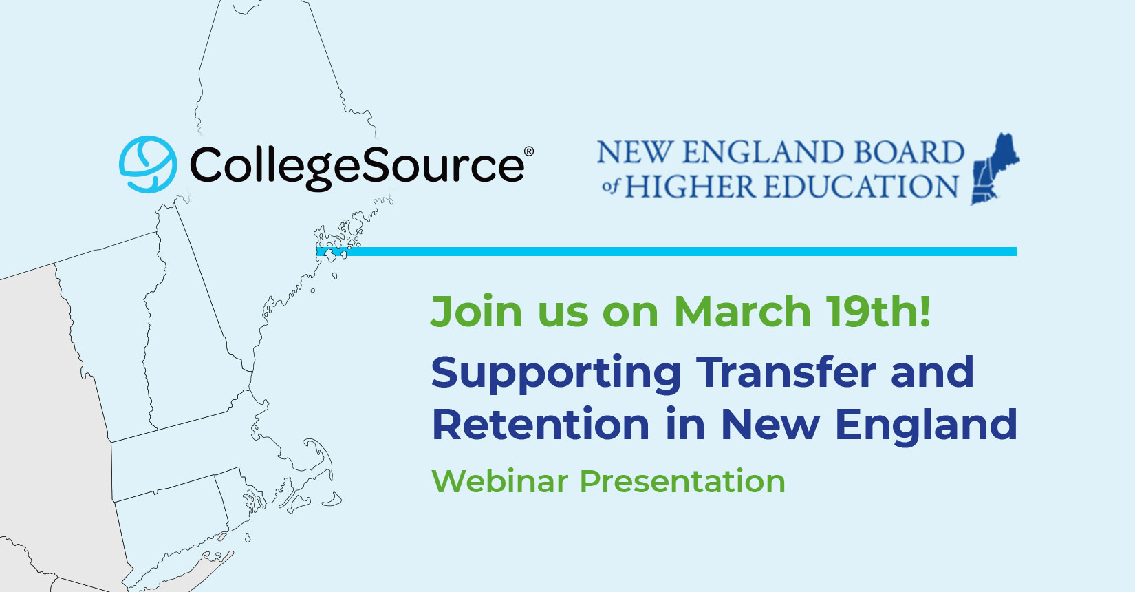 NEBHE-CollegeSource-Partnership-Transfer-Solutions-Webinar